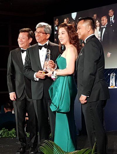 SINGAPORE PRESTIGE BRAND AWARD (2017)