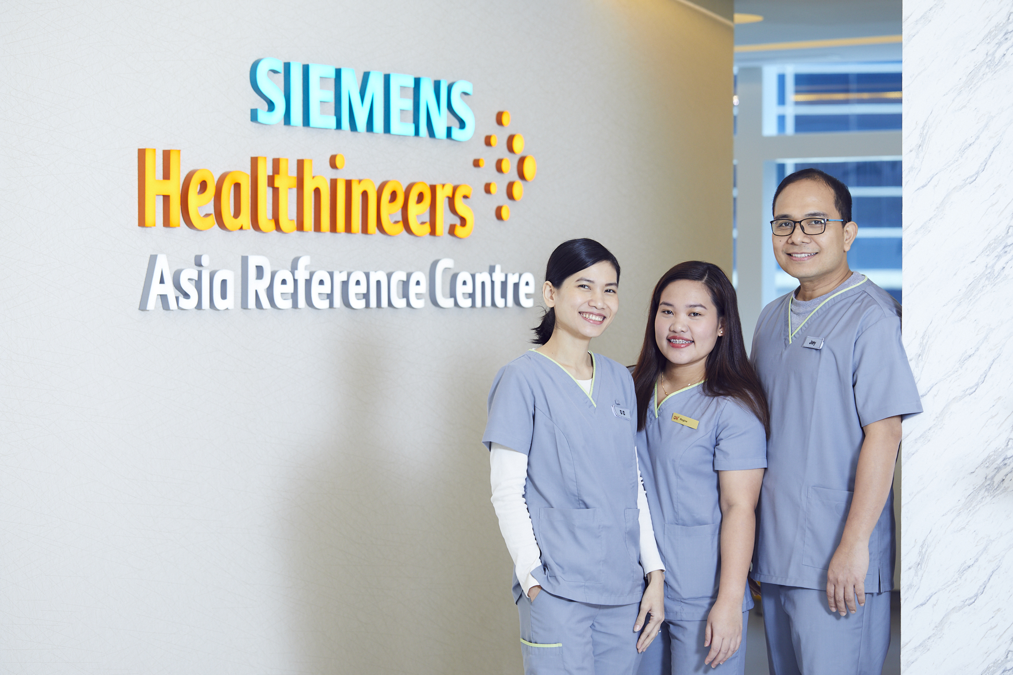 Siemens Healthineers Asia Reference Centre
